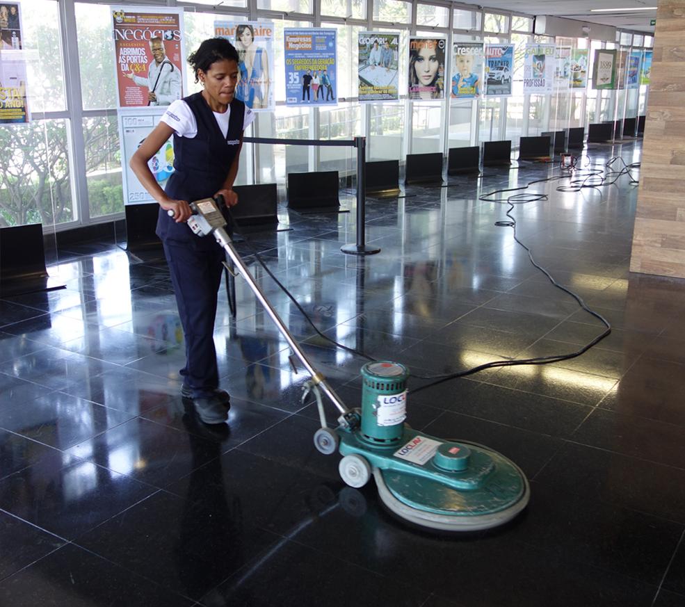 limpeza de escolas e áreas de ensino